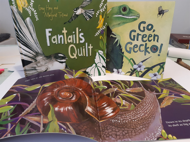 Margaret and Gay's picture books