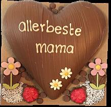 Hart allerbeste mama