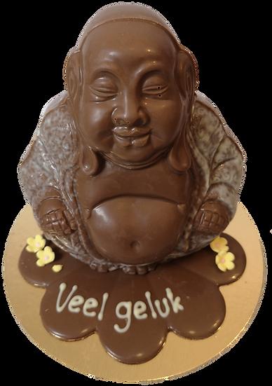 Boeddha veel geluk