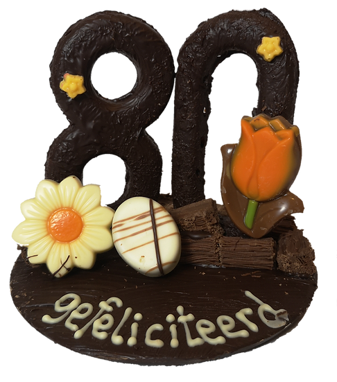 Gefeliciteerd 80