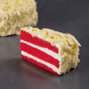 Dudok Red Velvet taart