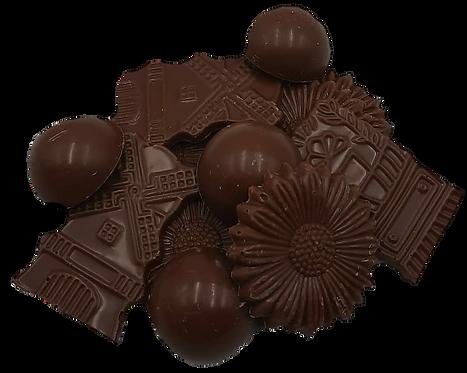 Suikervrij chocolade