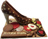 Chocolade pump