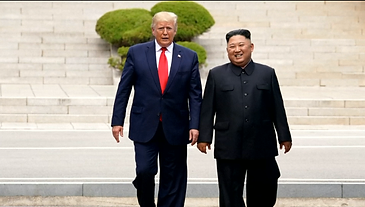 Trump and Kim to reopen talks after hist