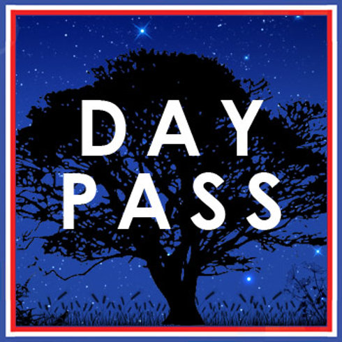 Friday Day Pass - Includes Welcoming Party