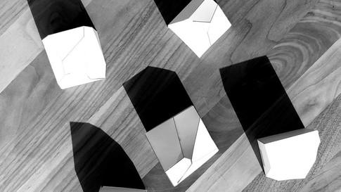 Laser Cutting - Folded Cubes