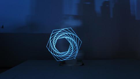 Robotic Light Painting