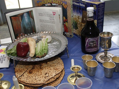 Pesach Message