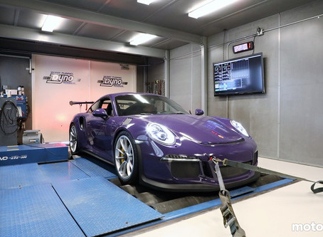 MotoIQ & Dyno Spectrum Team Up...Tuning for 500WHP on a Porsche GT3 RS