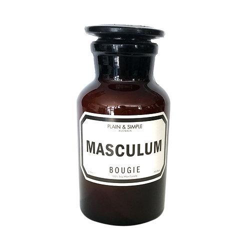 Masculum Bougie