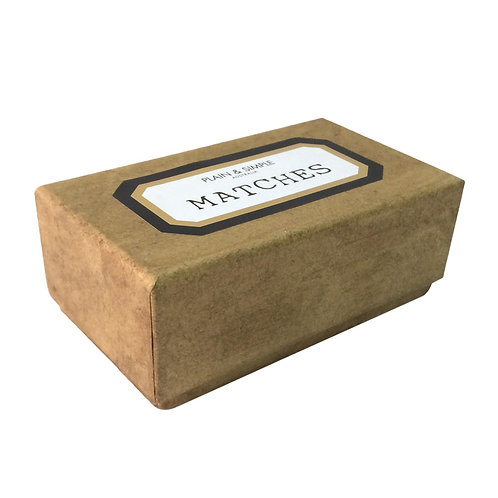 Matches - Box