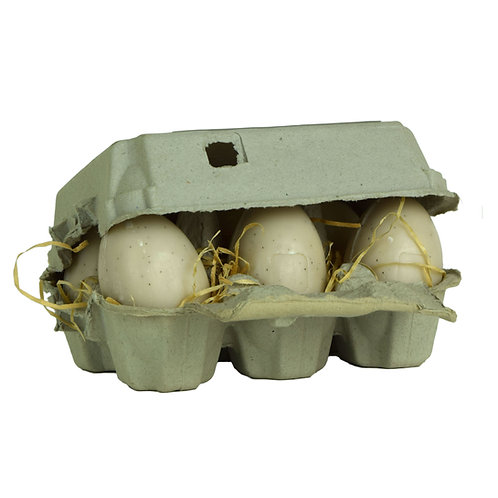 Duck Egg Soap - Half Dozen Box