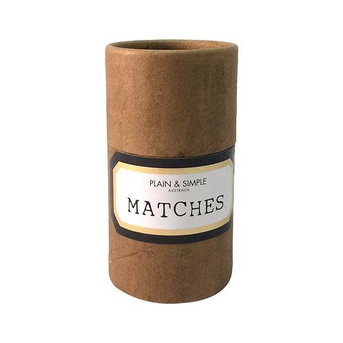Matches - Cylinder