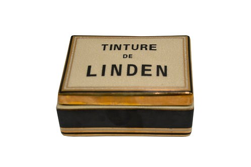 Linden Tinture Candle - Small