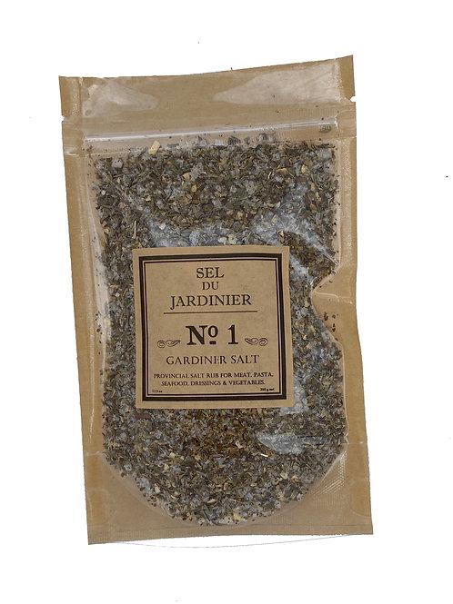 Gourmet Food Salts Satchel - No1 Gardener
