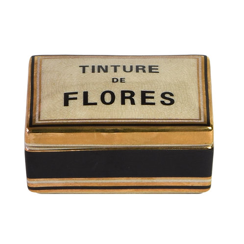 Flores Tinture Candle - Small