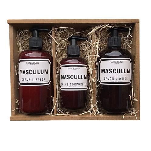#11 Gift Box - Masculum Bath Indulgence