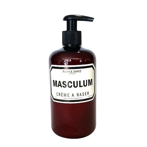Masculum Shaving Cream