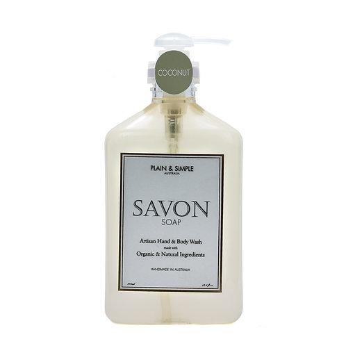 Hampton Body Range - Coconut - Liquid soap
