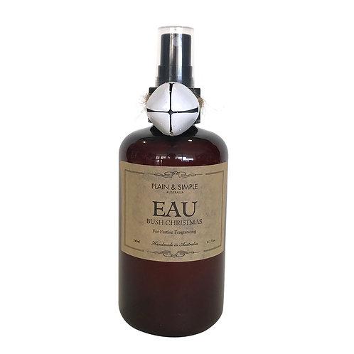 Bell Christmas Eau Room Fragrance - Christmas Bush
