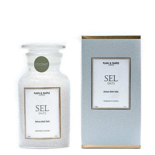Hampton Body Range - Coconut - Bath Salts