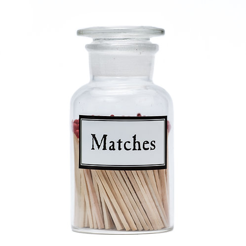 Matches - Clear