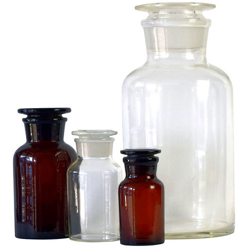 Apothecary Jar 500ml Clear