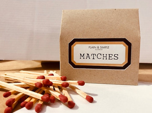 Small Matches - Refill
