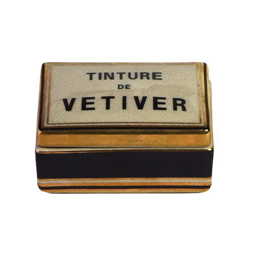 Vetiver Tinture Candle - Small