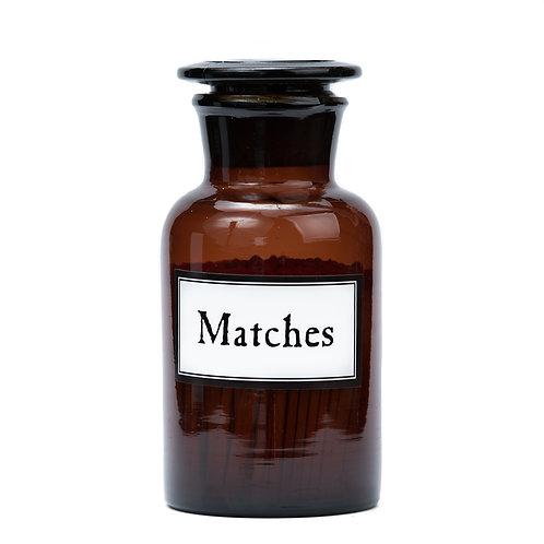 Matches - Amber