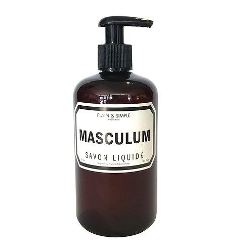 Masculum Liquid Soap