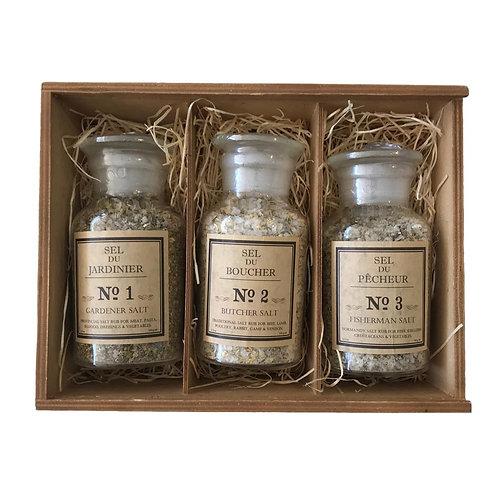 #2 Gift Box - Gourmet Food Salts