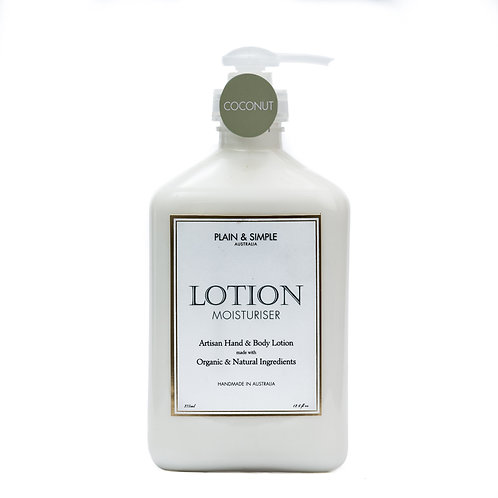 Hampton Body Range - Coconut - Lotion
