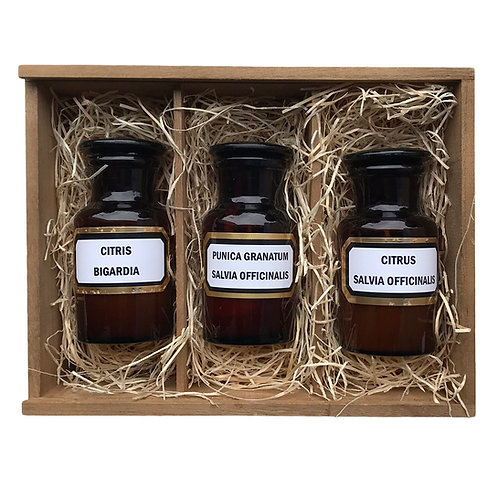 #2 Gift Box - Sampler Candle Trio Set 20hr