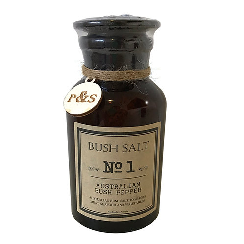 Gourmet Food Salts - Australian Bush Pepper