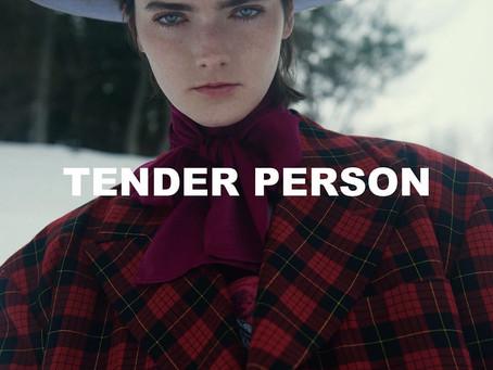 FASHION SNAP/【インタビュー】「テンダーパーソン」初のショーにかける思い