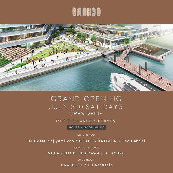 BANK30 GRAND OPENING DAY5
