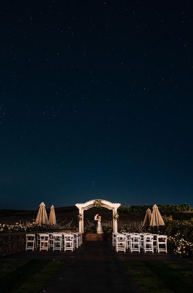 Temecula wine country wedding