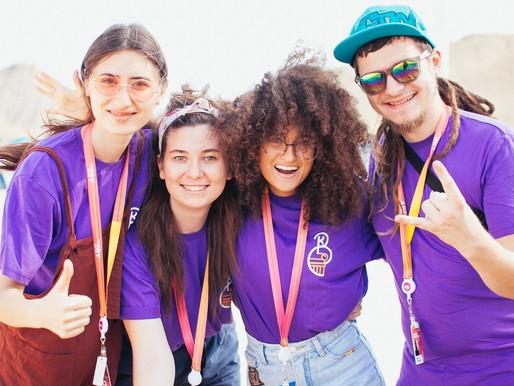 Международный волонтерский лагерь