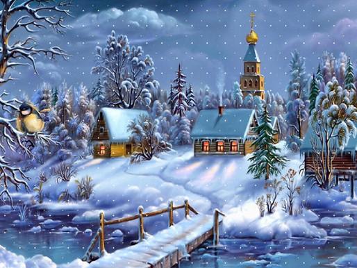 Международный конкурс-фестиваль искусств «Рождественские огни»