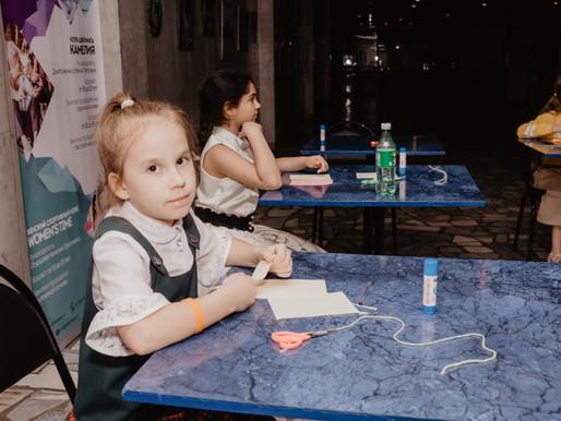 """15.09.2020 - мастер-класс """"Творческая мастерская"""""""