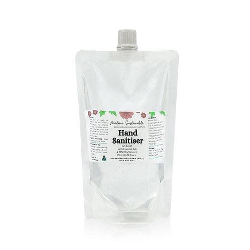 250mL - Hand Sanitiser (Refill)