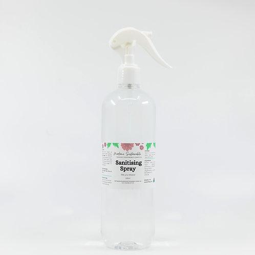 500mL - Sanitising Spray (Alcohol-based)