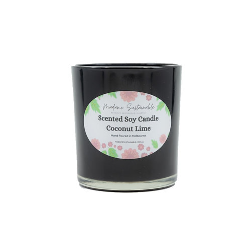 Scented Soy Candle (200g)
