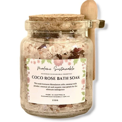 Coco Rose Bath Soak