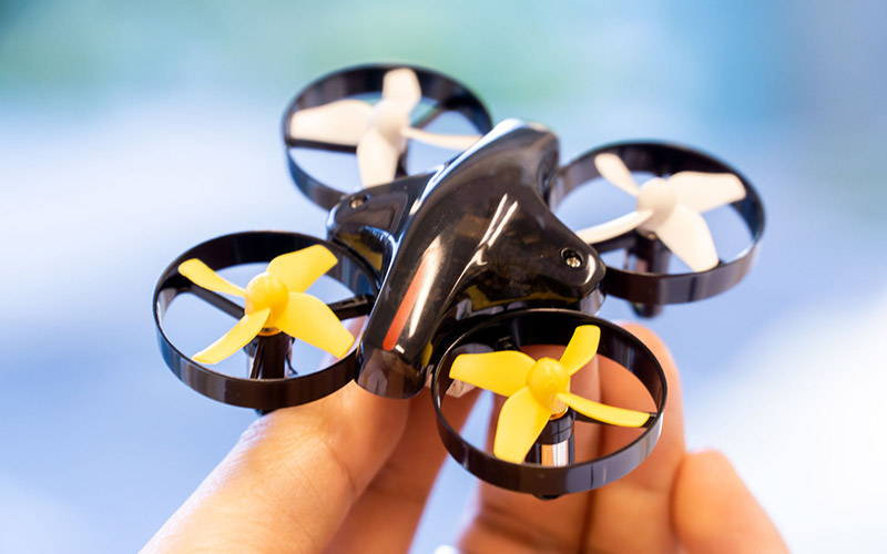 Coding Drones with Python