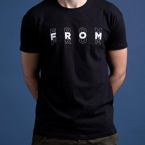 T-shirt From noir