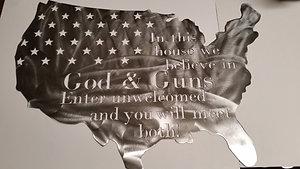 "U.S ""God & Guns"""