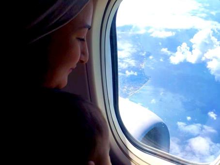 Mama auf Reisen - Geschichten aus der Luft