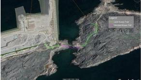 Voies navigables et terrestres - 8 Juillet 2021 - Iqaluit